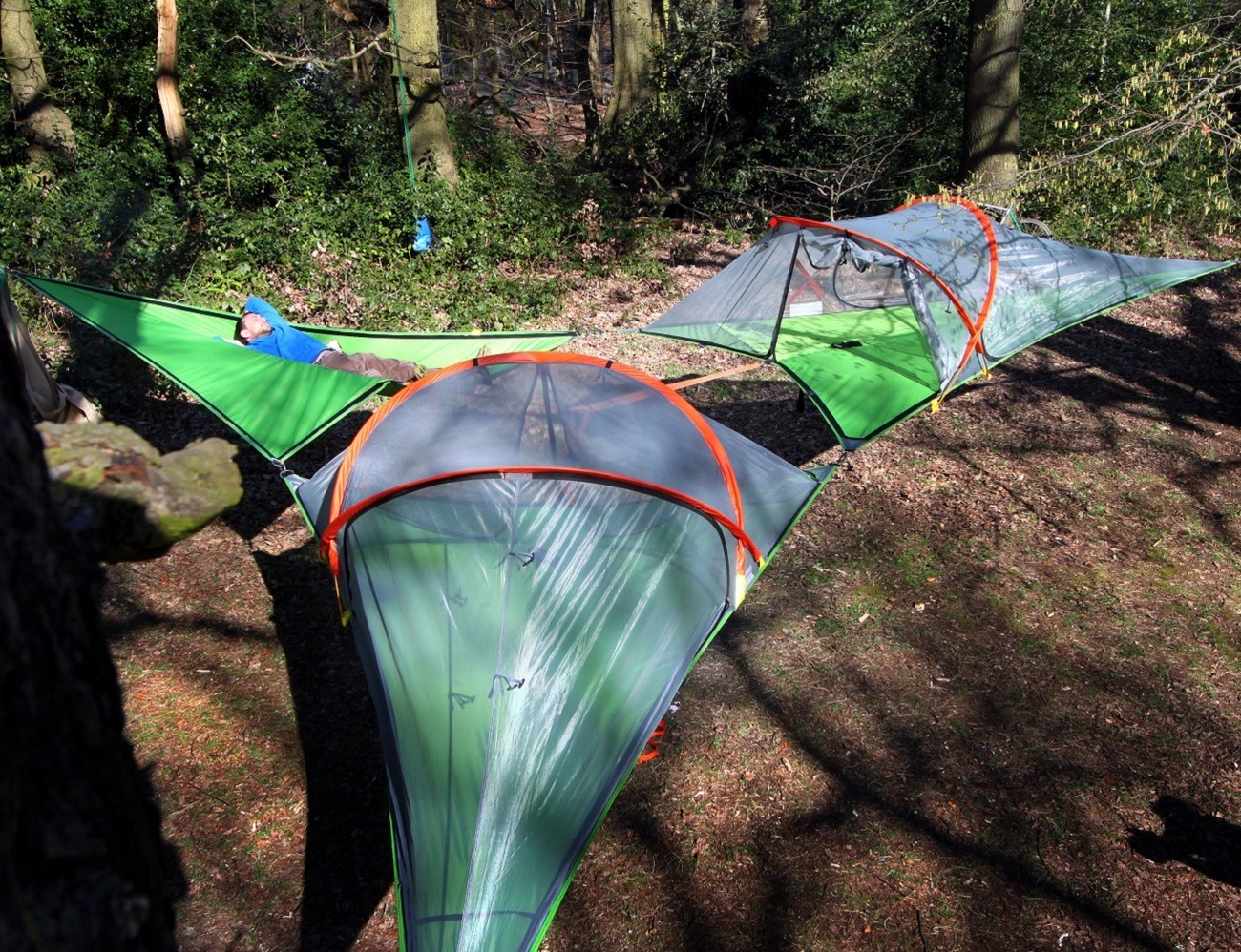 Trilogy+Super-Tent+Combo+By+Tentsile