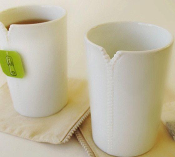 Zipper Cups