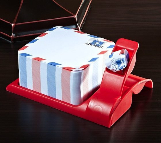 Airmail Notepad: Airmail Themed Paper