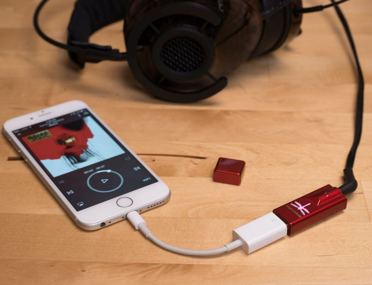 AudioQuest DragonFly USB Digital to Analog Converter