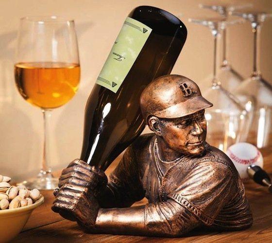 MLB Bam Vino Wine Bottle Holder