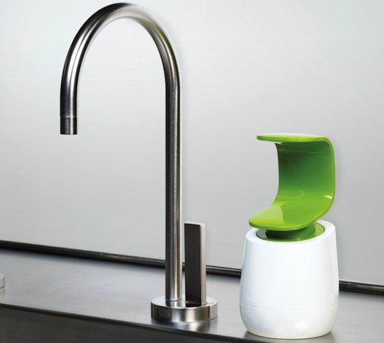 C-Pump – Single-Handed Soap Dispenser by Joseph Joseph