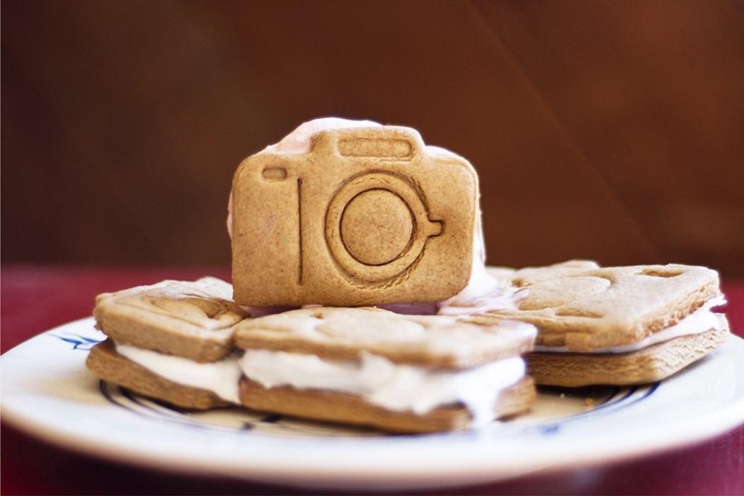 Camera Cookie Cutters