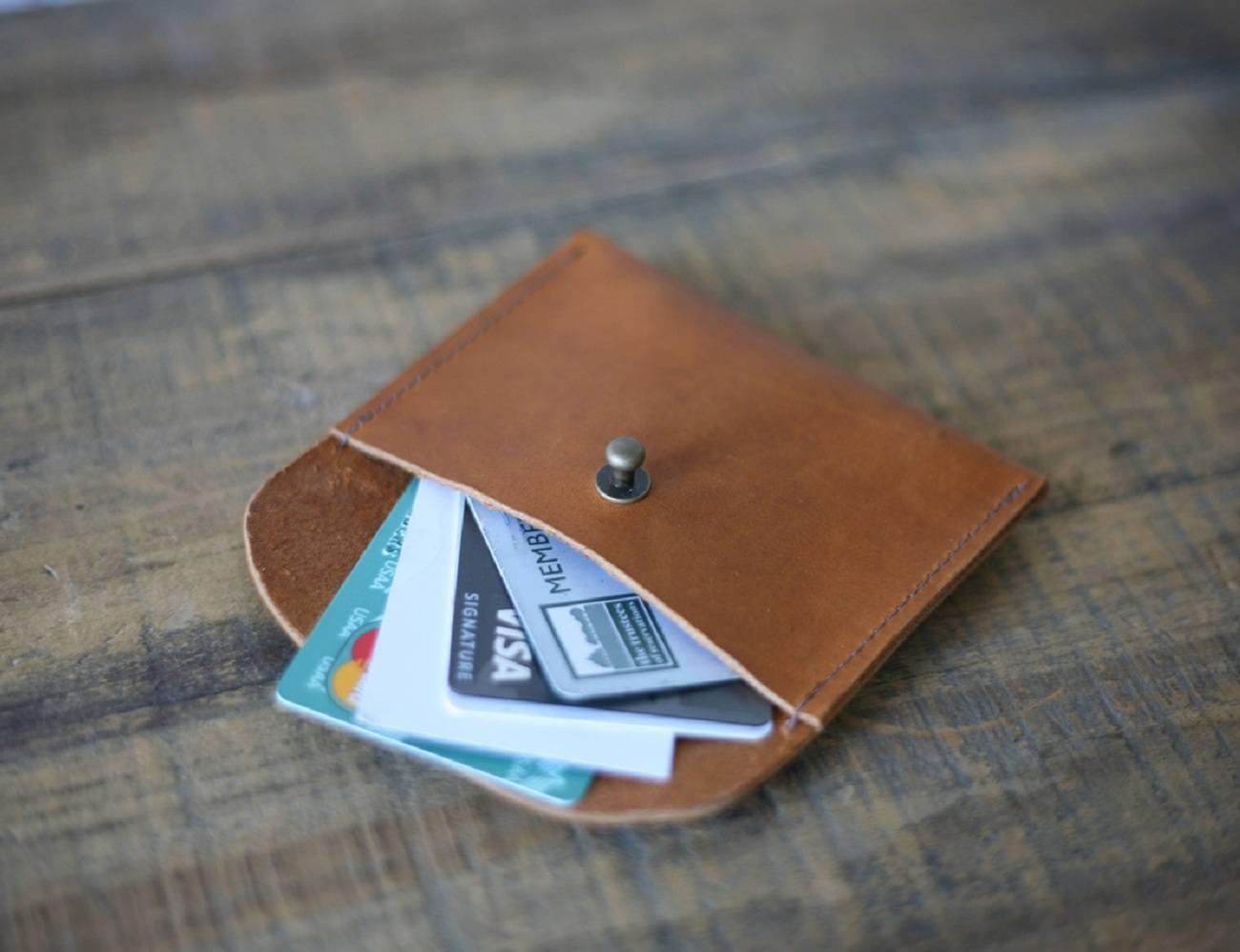 Elliot Wallet by Forestbound