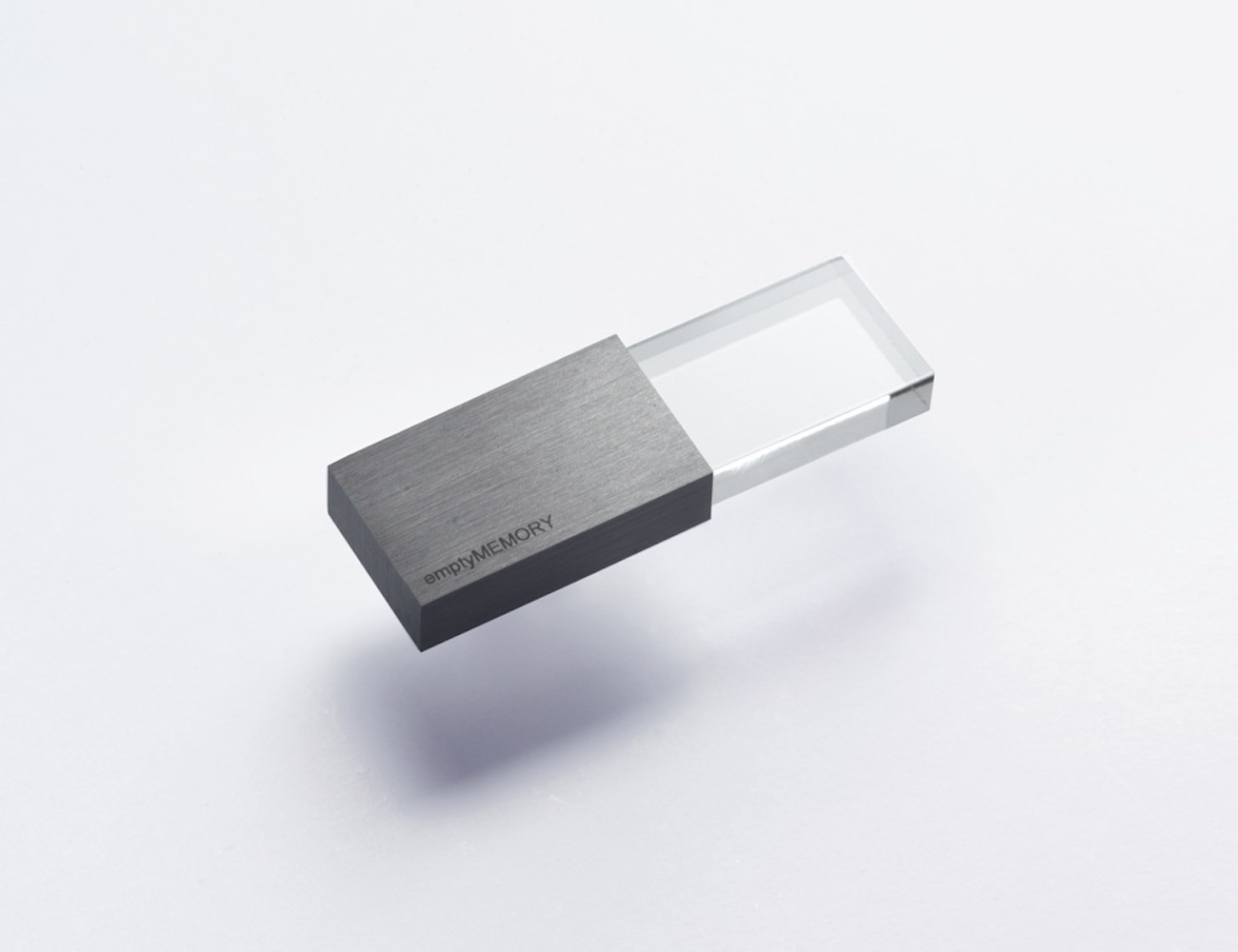 Empty Memory USB Drives