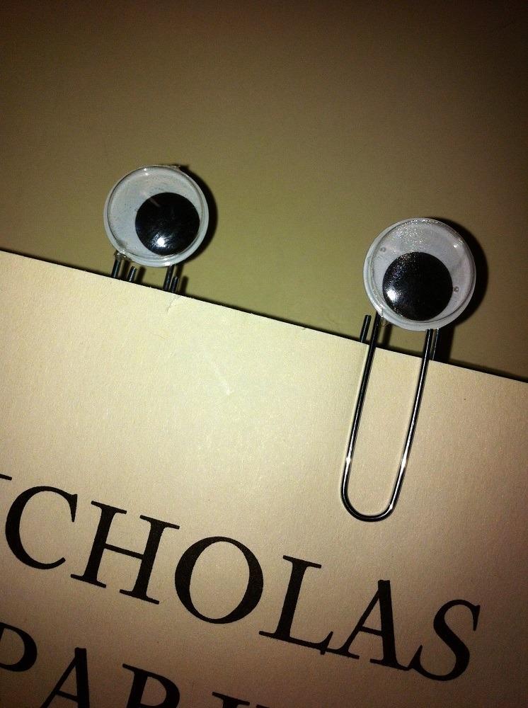 Googly Eyes Push Pins