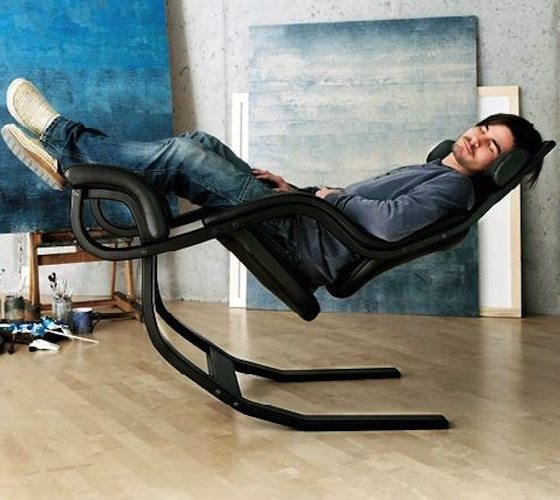 VARIER+FURNITURE+Gravity+Balans+Chair