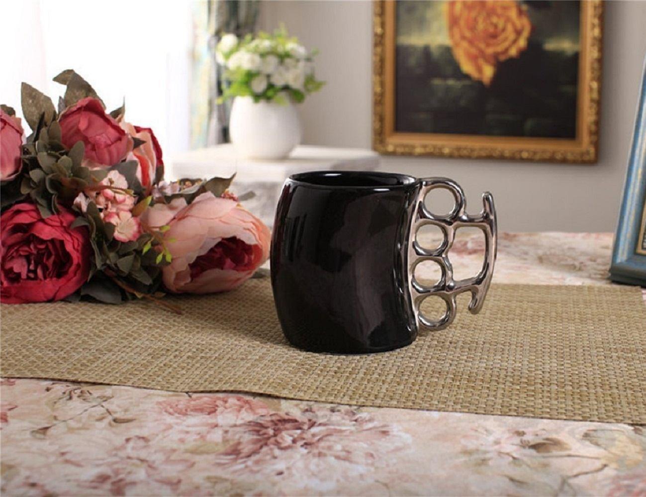 Knuckle Duster Mug