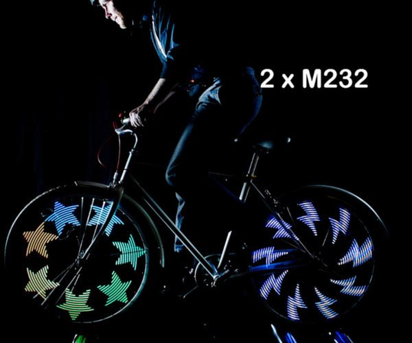 M232 Monkey Light Bike Wheel Light