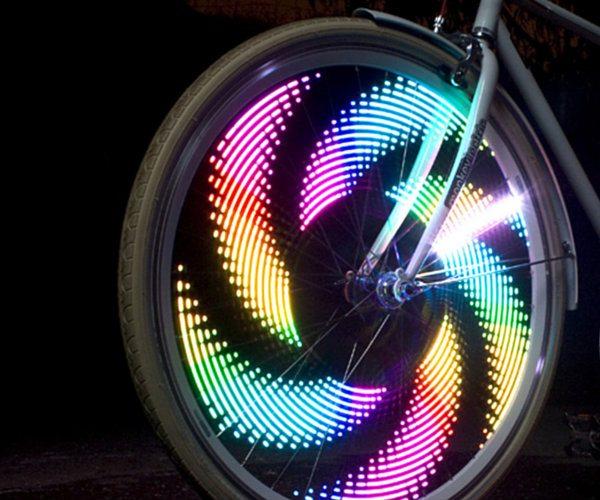 M232 Monkey Light Bike Wheel Light