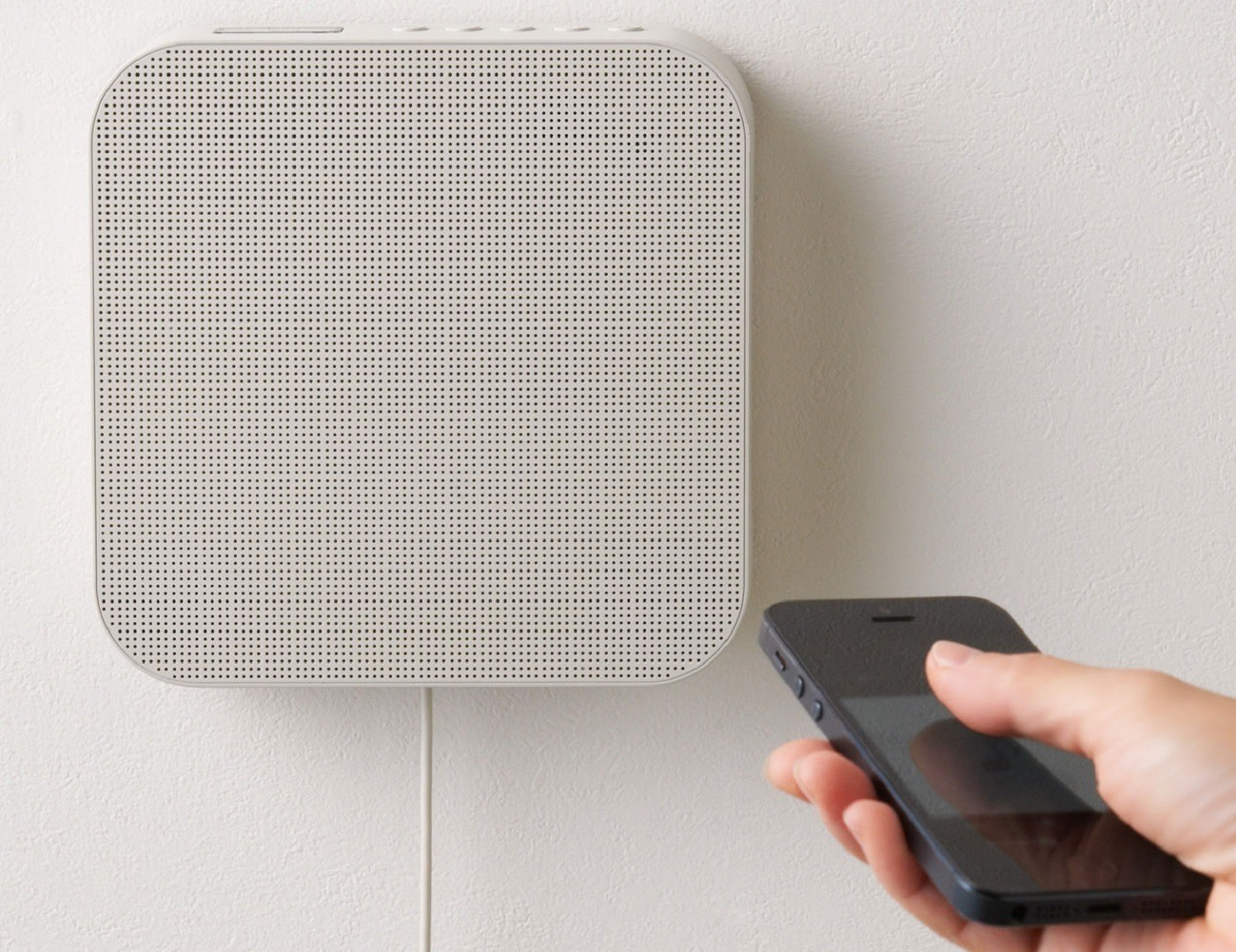Muji+Bluetooth+Wall+Speaker