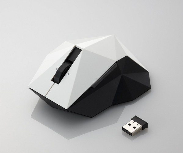 Orime Mouse: Wireless Laser Mouse