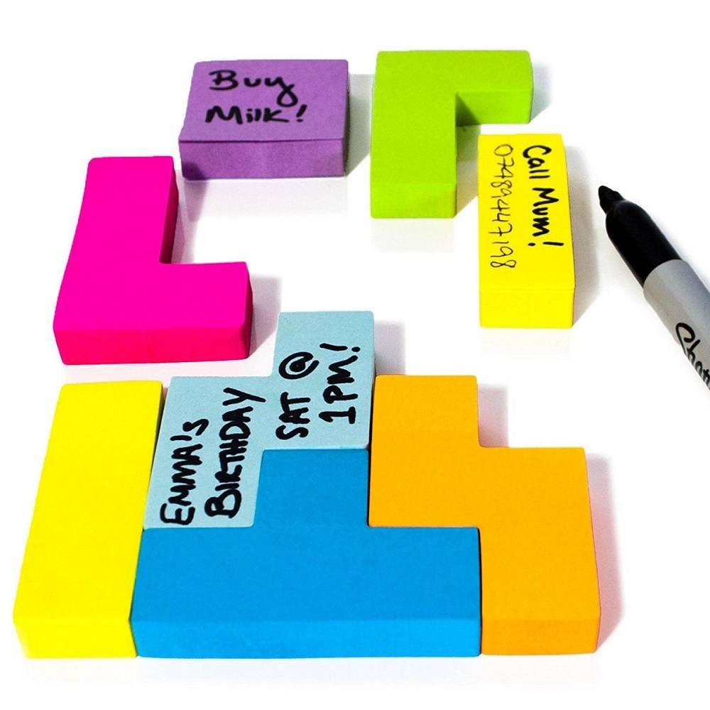 SUCK UK Block Notes – Sticky Memo Pads