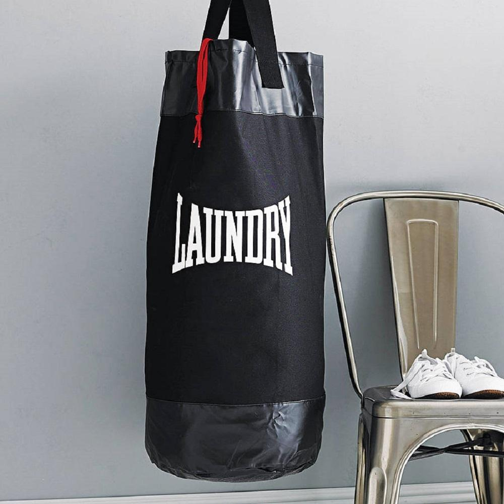 SUCK UK Punch Bag Drawstring Laundry Bag
