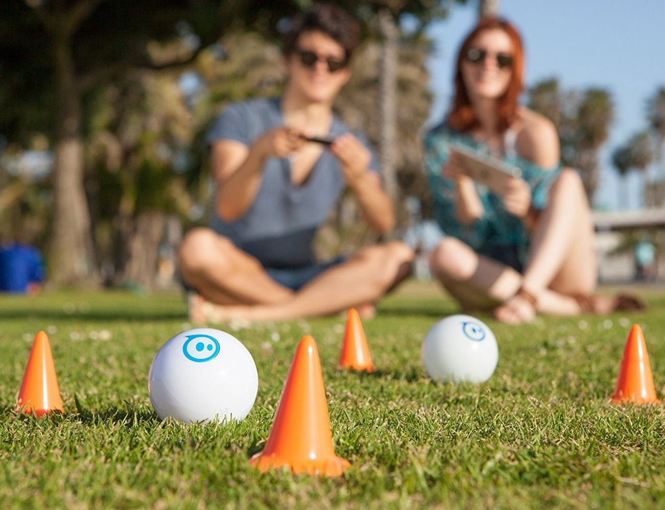 Sphero iOS and Android App Controlled Robotic Ball