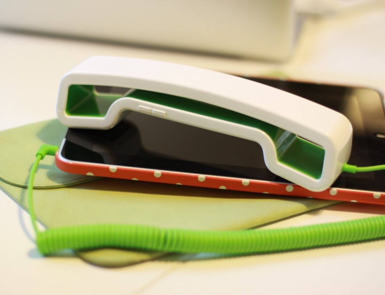 Swissvoice ePure Handset for iPhone