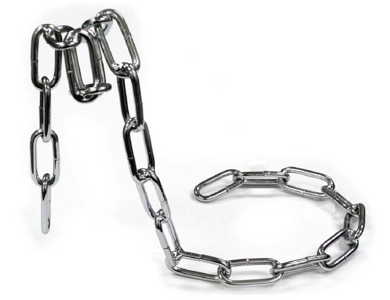 True Fabrications Chain Bottle Rack