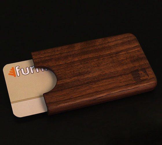Wooden business card holder gadget flow wooden business card holder colourmoves