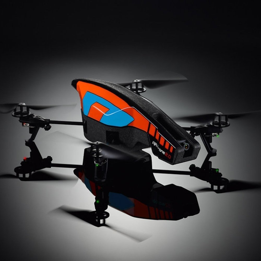 AR Drone 2.0 – Smartphone Controlled Quadricopter by Parrot
