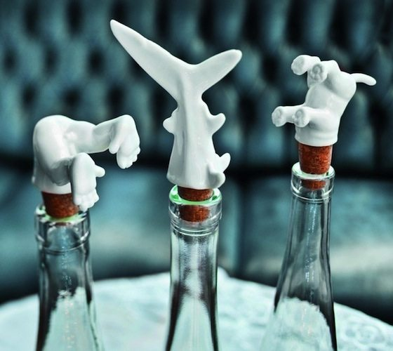 animal-wine-bottle-stoppers