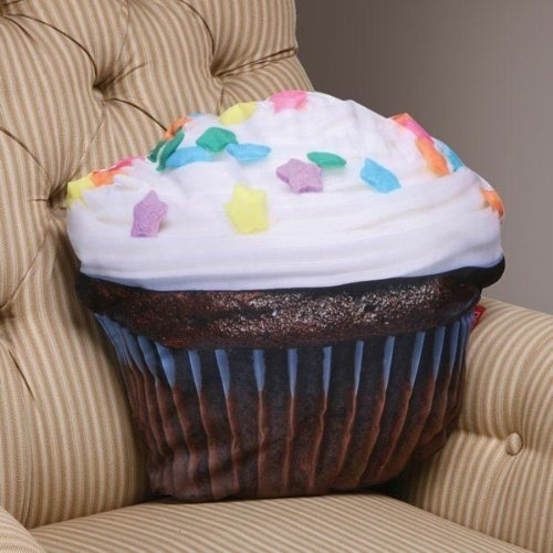 Cupcake Pillow by DCI