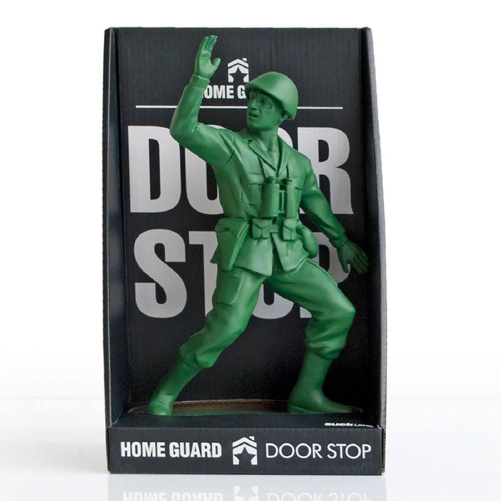 Homeguard Soldier – Door Stop by SUCK UK