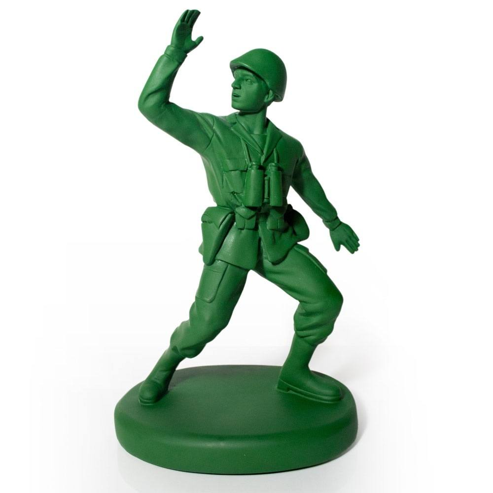 Homeguard Soldier – Door Stop by SUCK UK