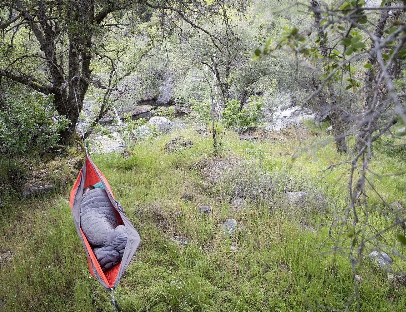 Kammok Roo – Lightweight Camping Hammock