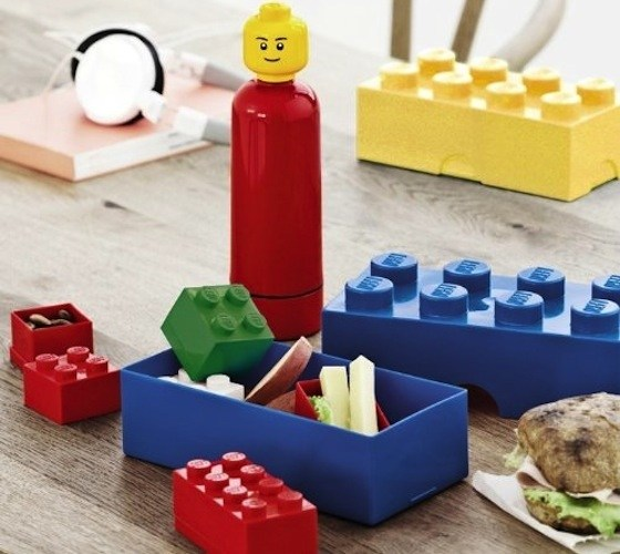 LEGO Reusable Drinking Bottle