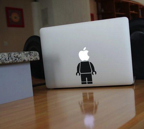 Lego+Buddy+Sticker+For+Macbook