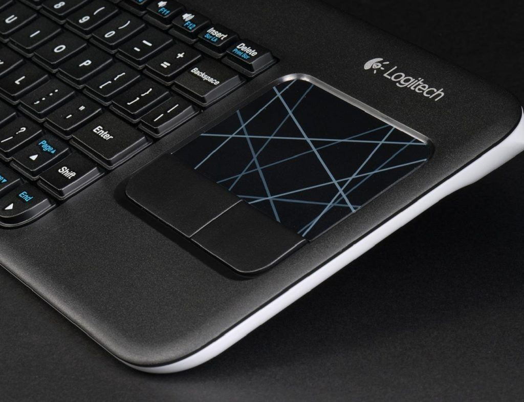 Logitech k400 – Wireless Touch Keyboard with Multi-Touch Touchpad