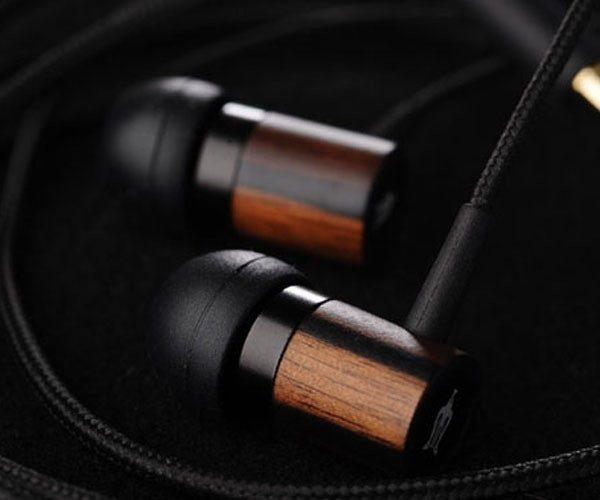 Meze 11 Classics Earphones – With Handmade Ebony Wood Enclosure
