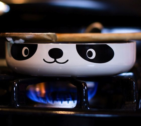 Mini+Panda+Skillet