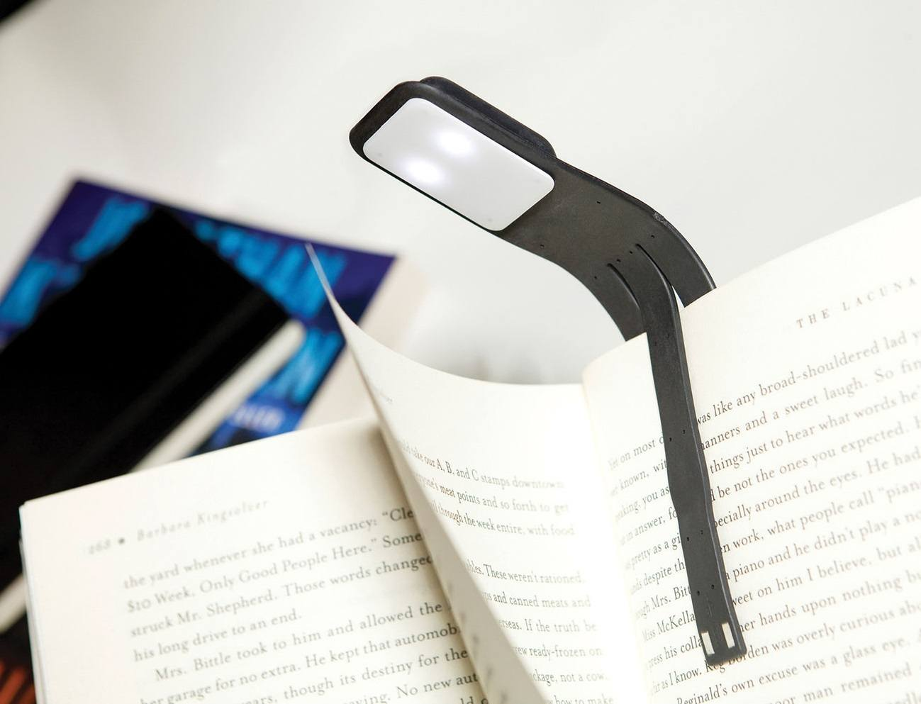 Moleskine+Rechargeable+Booklight
