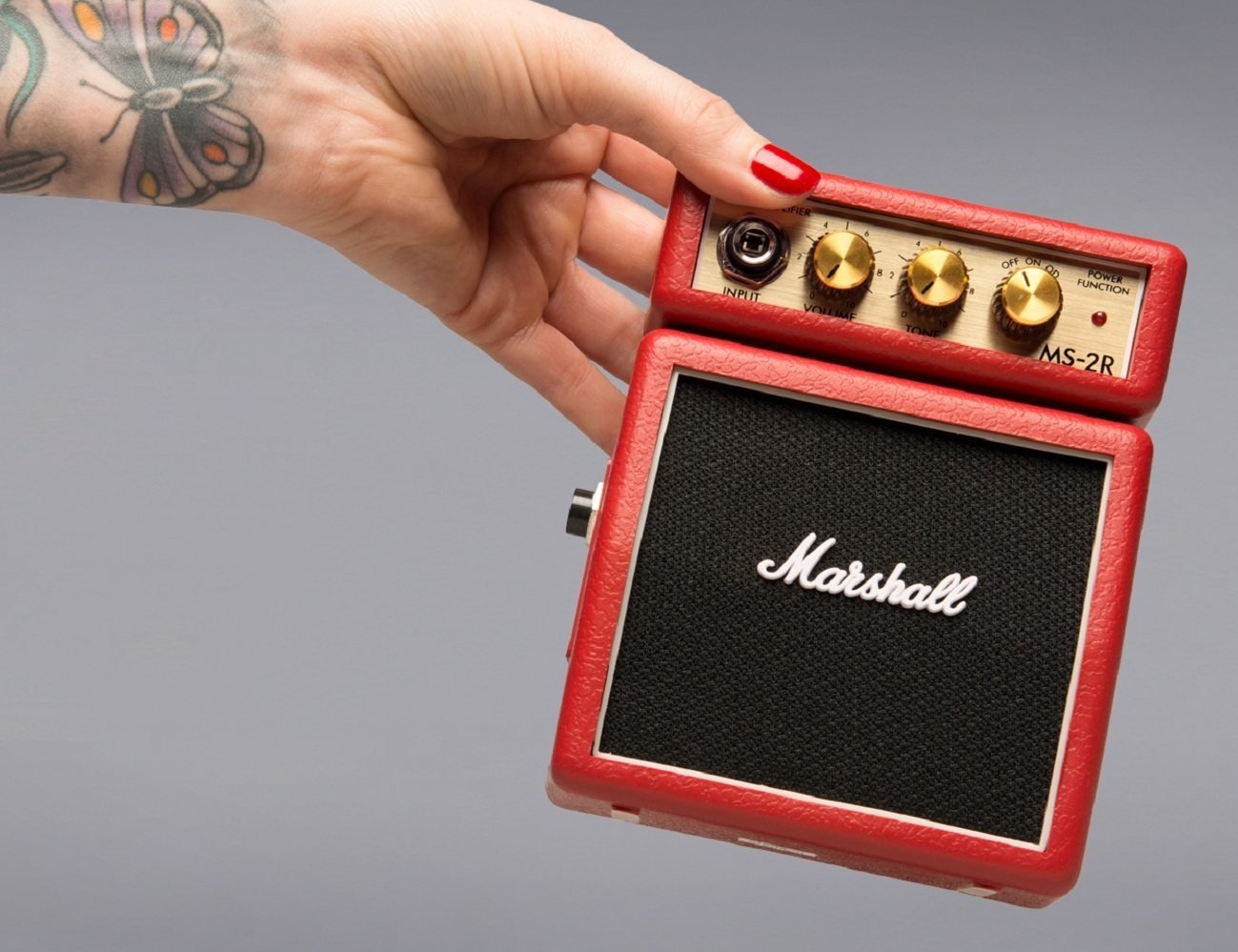 Ms2 Micro Amp by Marshall