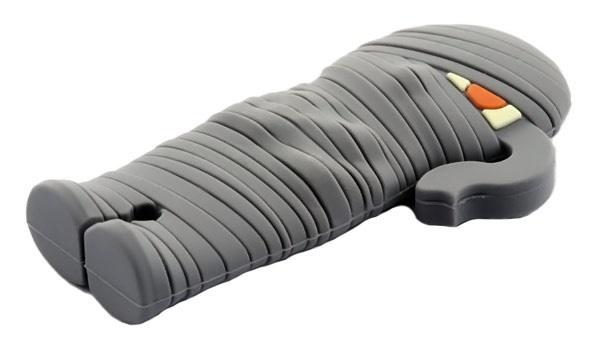 Mummy Wrap Headphone Cord / Wire Organizer by Bone Collection