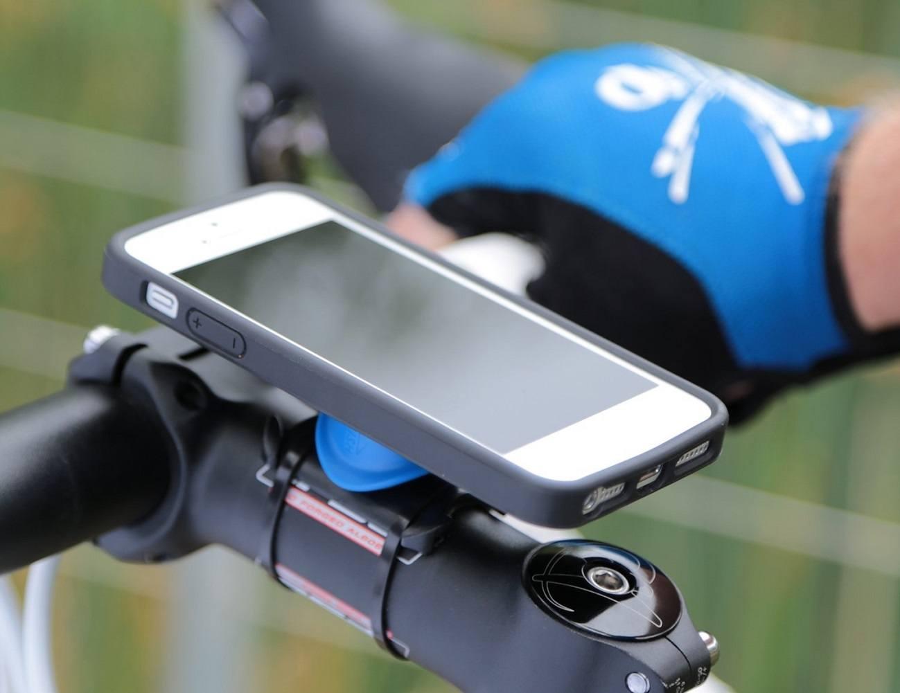 Quad Lock Iphone  Bike Mount Kit