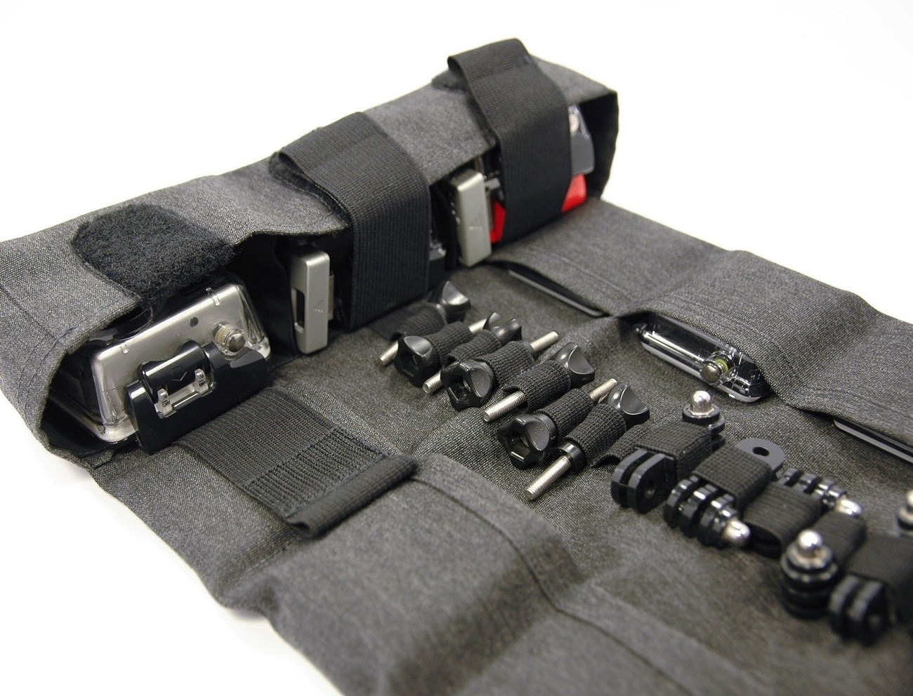 RollPro III – GoPro Organizer Carrying Case