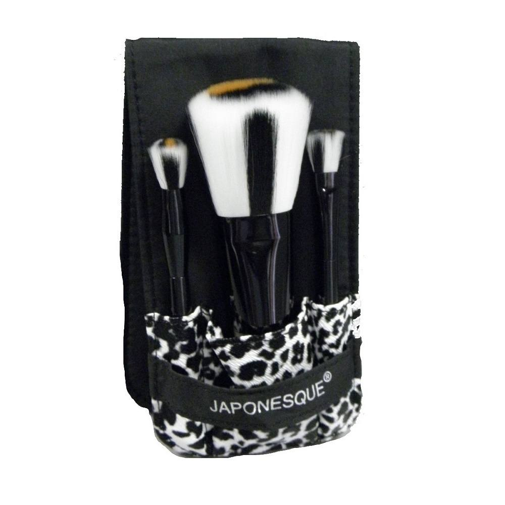 Safari Collection Make-up Brushes by Japonesque