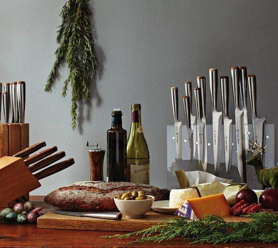 Knife Set – 10 Piece Milled Steel Set Designed By Schmidt Brothers