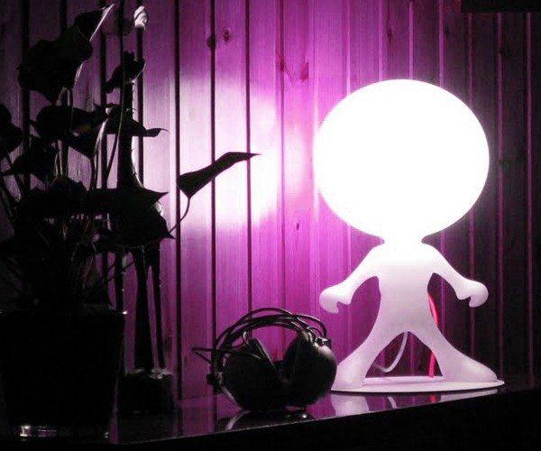 Space Walker Junior Table Lamp