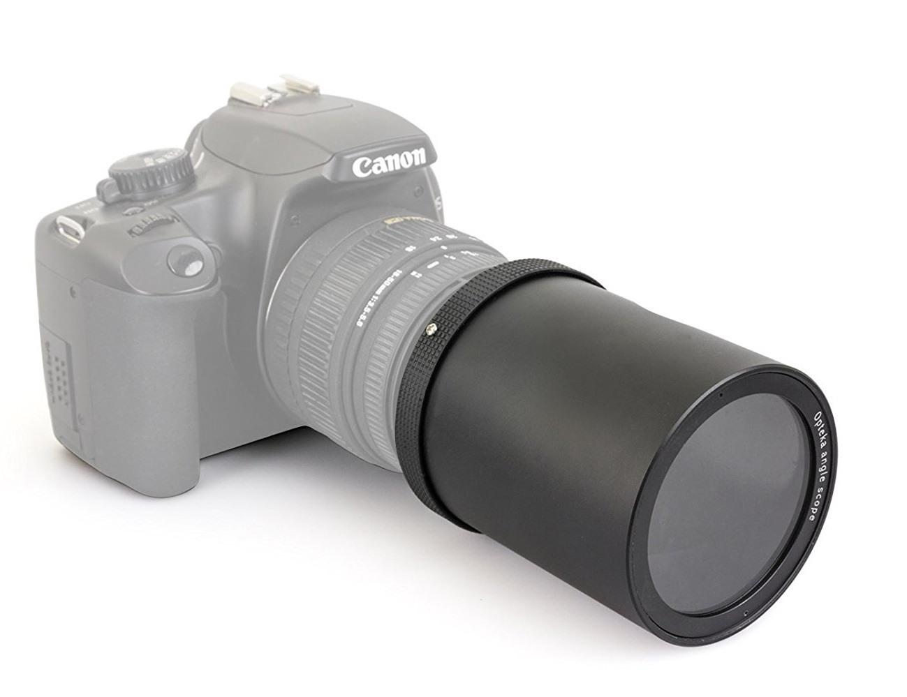 Super-Secret Spy Lens