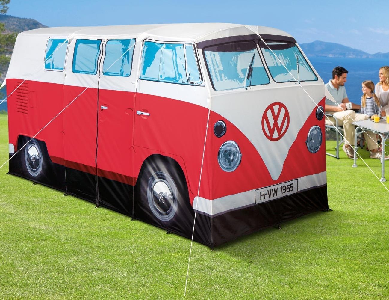 VW C&er Van Tent ... & VW Camper Van Tent » Gadget Flow