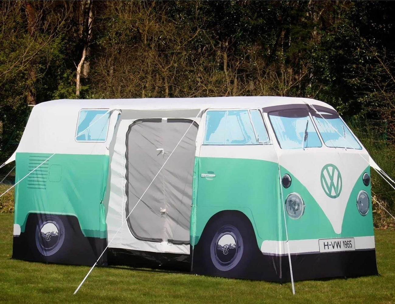 Vw Campervan Accessories >> VW Camper Van Tent » Gadget Flow