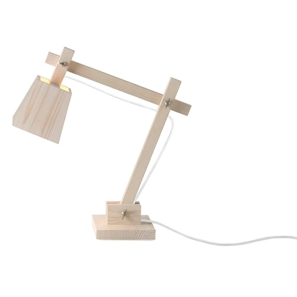 Wood Lamp By TAF Architects