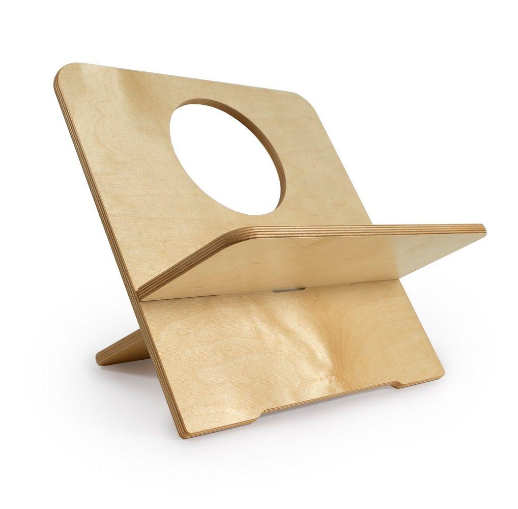 el BagPed – Wood Circle Bag Storage