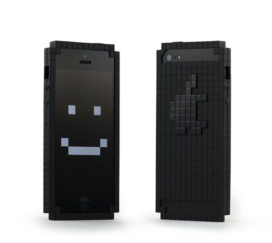 8-Bit Bumper iPhone SE/5s Case by Big Big Pixel