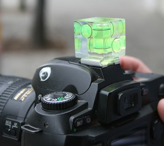 Camera+Level+Cube