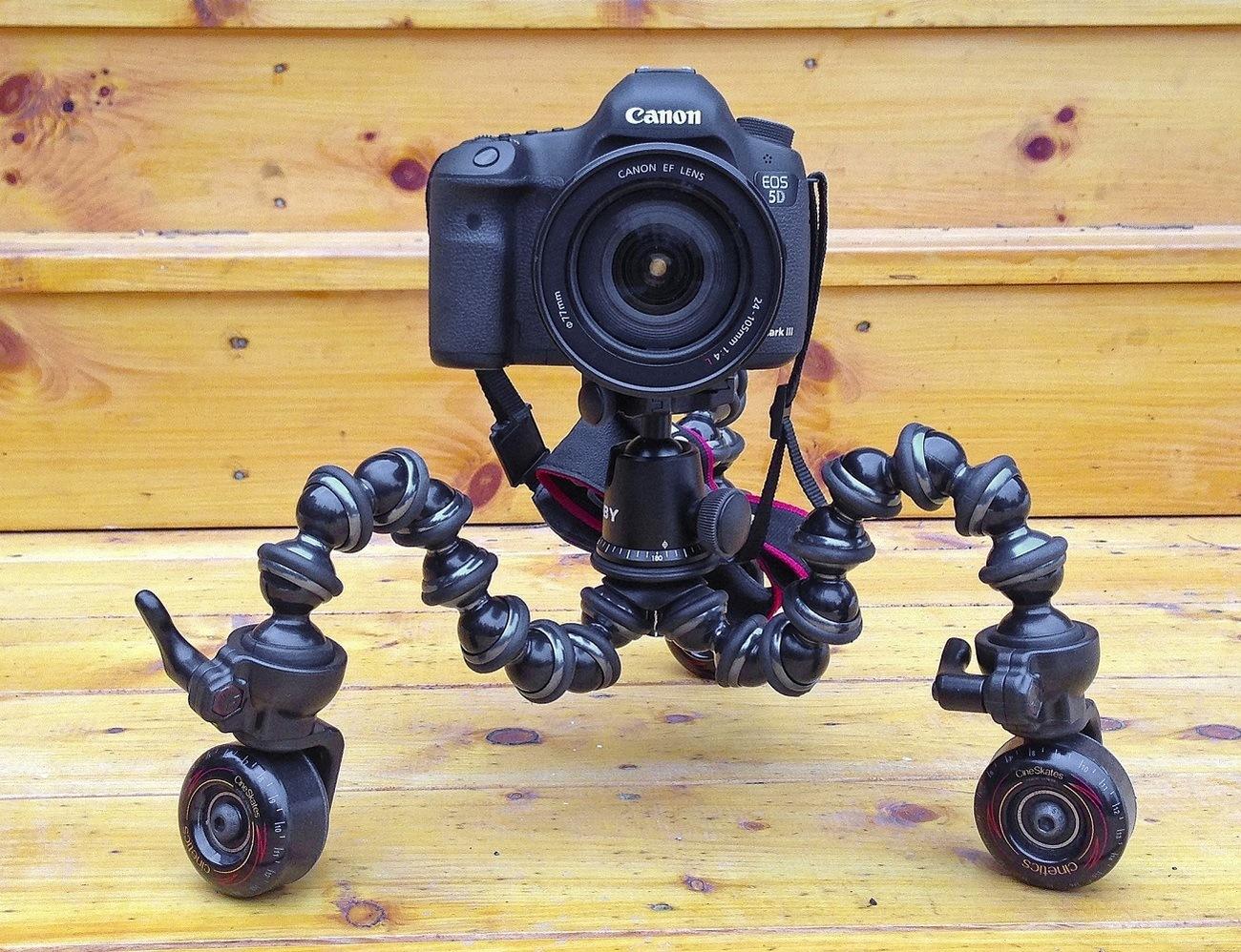 CineSquid Suction Camera Mount