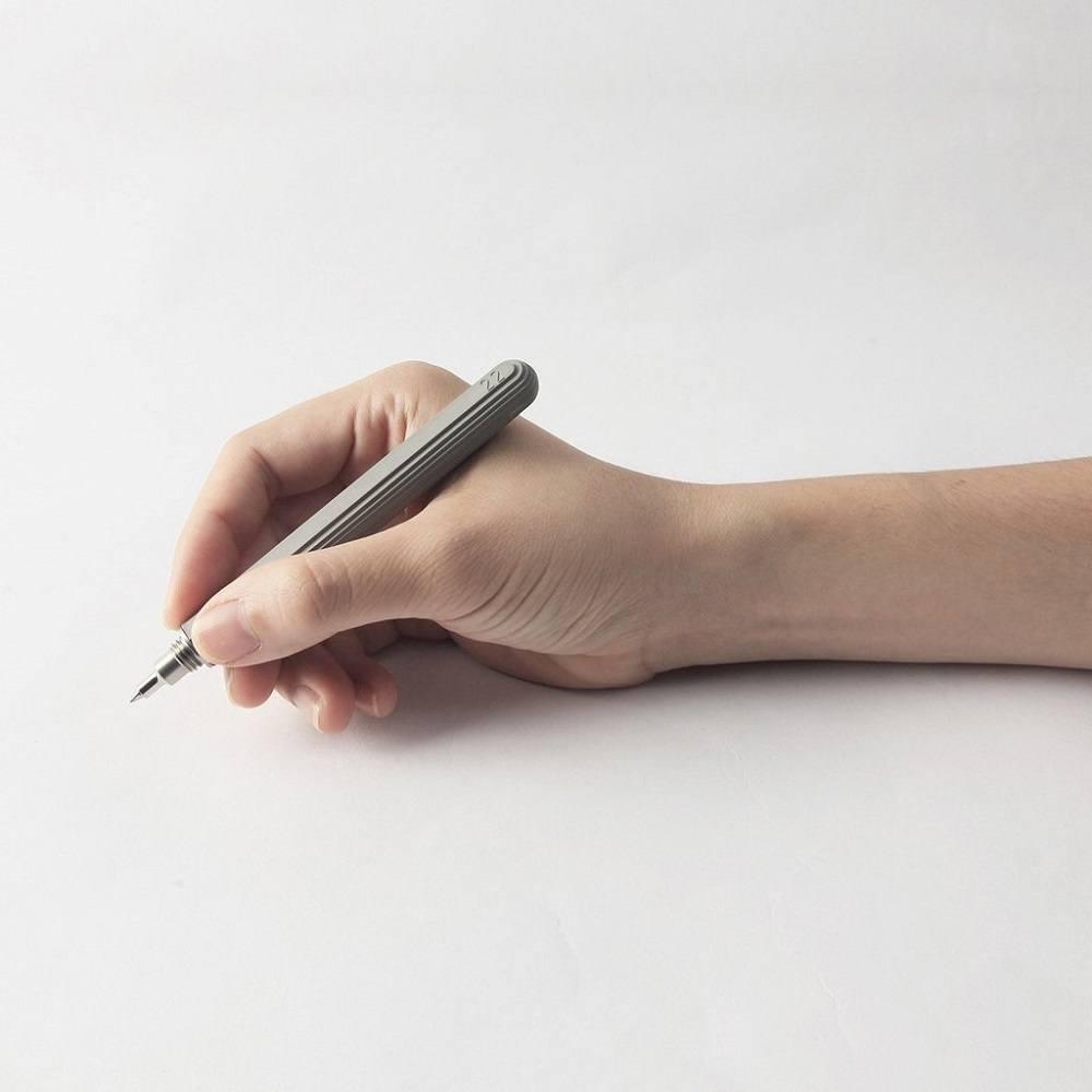 Concrete Rollerball Pen